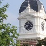 Newton Clock Tower
